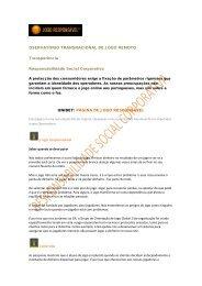OSERVATÓRIO TRANSNACIONAL DE JOGO REMOTO ...