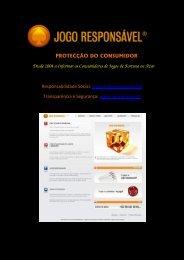 0 Regulador em Portugal - Inspecção de Jogos - ASAE - Jogo Remoto