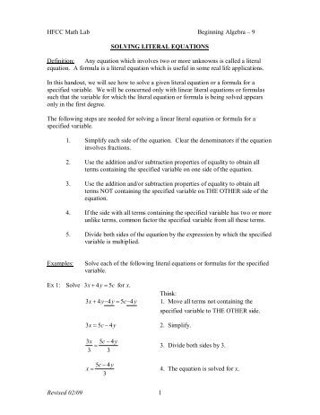 how to solve quadratic equations on sharp el-531w