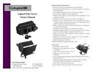 LPV Manual Dec 2011 - Cyclopital3D