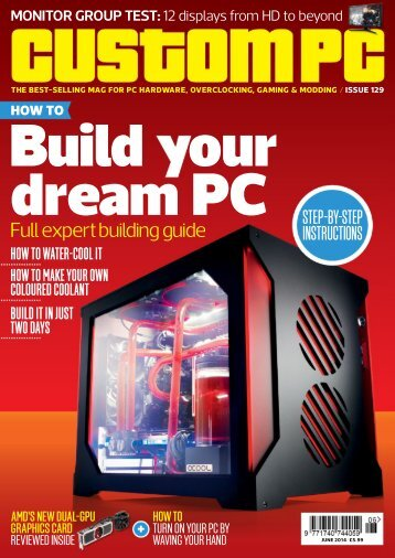 Custom PC UK 2014-06