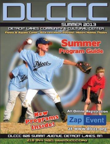 Download Program Guide (PDF) - dlccc