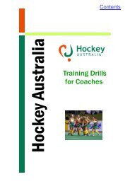 Training Drills for Coaches - Bosco Hockey