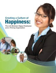 Creating a Culture of Happiness - Exuberant Animal