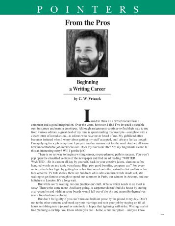 long ridge writers