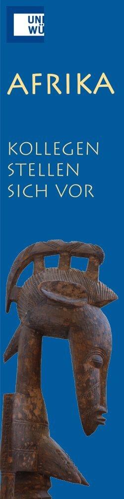Stelen Broschüre.pmd - Afrikazentrum - Universität Würzburg