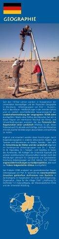 Stelen Broschüre.pmd - Afrikazentrum - Universität Würzburg - Seite 4