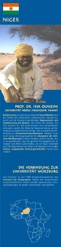Stelen Broschüre.pmd - Afrikazentrum - Universität Würzburg - Seite 7