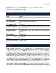 July 16, 2013 PNPM Mandiri Revolving Loan Funds (RLFs ...