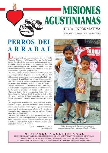 misiones agustinianas nº56.qxp - agustinos de la provincia del ...