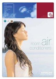 NH5/NH6/NH7/QH5 - Hitachi Air Conditioning Products