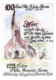 Untitled - Luth. Pella-Gemeinde Farven