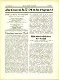 Automobil motorsport 1928 3. évfolyam 22. szám - EPA - Page 5