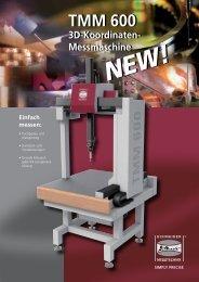 TMM 600 - Dr. Heinrich Schneider Messtechnik GmbH