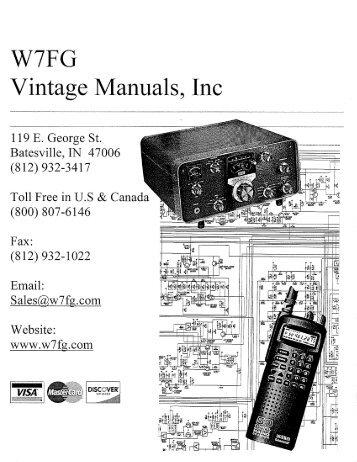 Gonset Communicator IV 6M