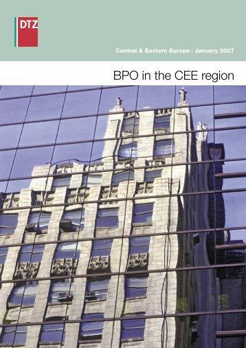 BPO in the CEE region - ITOnews.eu