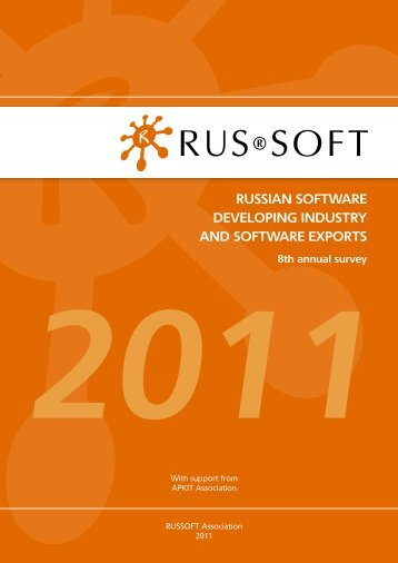 RUSSOFT Survey 8 - ITOnews.eu