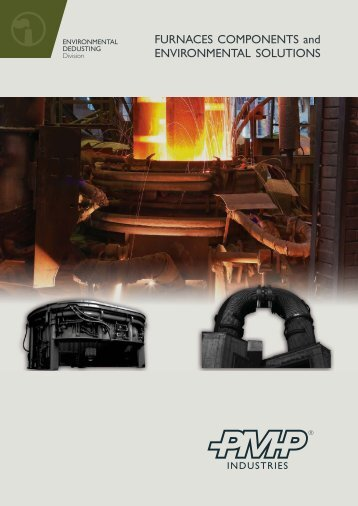 FURNACES COMPONENTS and ... - Pmp Industries