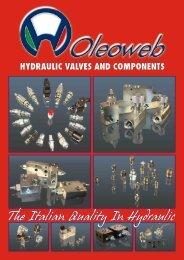 Catalogo completo 2010 - Oleoweb Srl