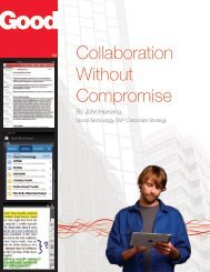 Collaboration Without Compromise - Dell Community