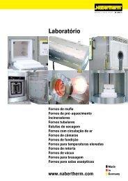 Laboratório - Nabertherm