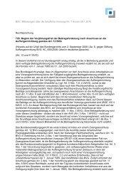 BSV: Mitteilungen über die berufliche Vorsorge Nr. 116 vom 28.1 ...
