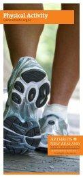 Physical Activity - Arthritis New Zealand