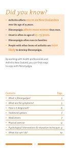 Fibromyalgia - Arthritis New Zealand - Page 2