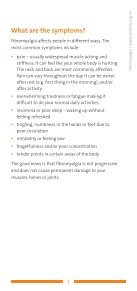 Fibromyalgia - Arthritis New Zealand - Page 5