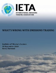 Download the Report - International Emissions Trading Association