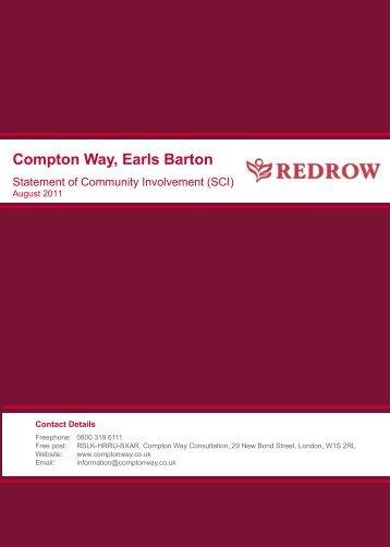 Compton Way, Earls Barton - Political Developments Limited - PDL