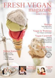 FRESH VEGAN Issue 3