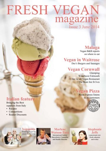 FRESH VEGAN Issue 3