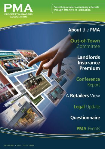 PMA Newsletter 2012_V4.indd - Property Managers Association