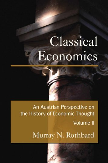 Austrian Perspective on the History of Economic Thought_Vol_2_2