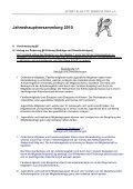 Jahreshauptversammlung 2010 - Nahkampfzentrum Niedernhall - Page 6