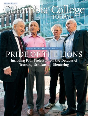 PRIDE OF THE LIONS - Matthew Gordon Lasner