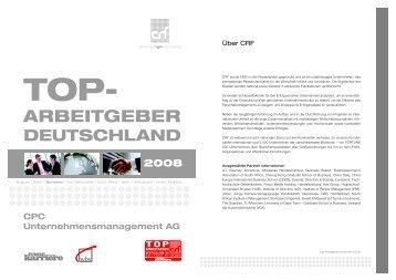CPC Unternehmensmanagement AG
