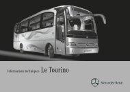Informations techniques Le Tourino