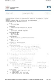 Page 1 of 2 Firmenbuch » Auszug 13.09.2011 http://dataweb ...