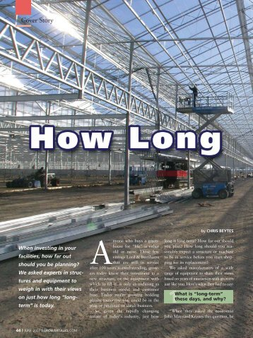 How Long Is Long?