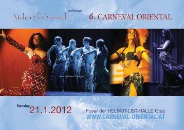 CARNEVAL ORIENTAL 6. CARNEVAL ORIENTAL - Aminta ~ Atelier ...