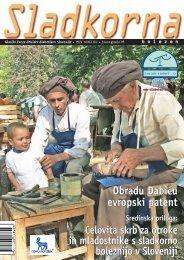 odpri - Zveza društev diabetikov Slovenije
