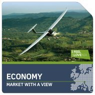 Economy - Market with a view