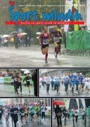 Letnik 20 • πtevilka 180 • 9/2012 • revijo izdaja Zavod ... - Šport mladih