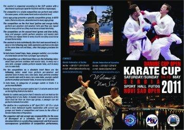 DANUBE CUP 2011.jpg - Karate zveza Slovenije