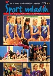 Letnik 19 • πtevilka 171 • 10/2011 • revijo izdaja ... - Šport mladih