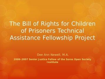 Newell - American Bar Foundation