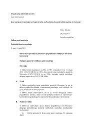 Sklepne ugotovitve Odbora proti mučenju na podlagi 3 ...