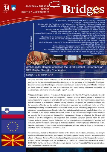 Newsletter March 2012 start